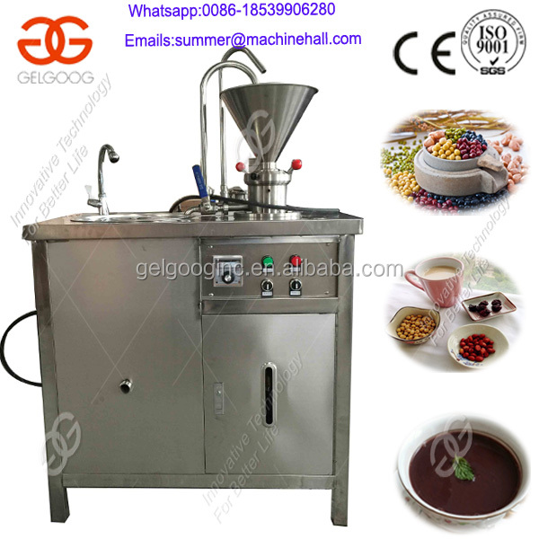 Mulit-function Soybean Milk Making Machine Nut Fine Grinding Machine