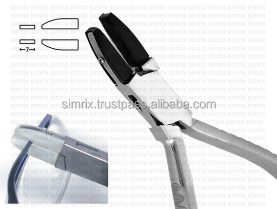 Adjusting And Bending Optical Pliers, Frame Spectacles Pliers, Simrix