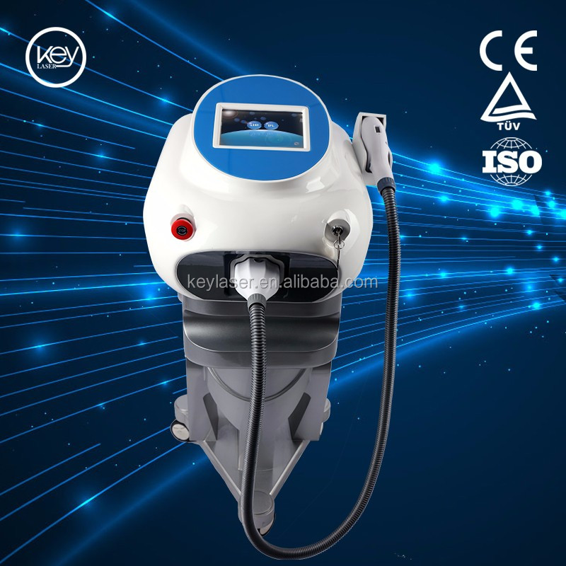 2017 new innovation product ipl shr hair removal home use ipl rf elight laser machine