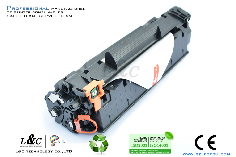 Toner direct from china 435/436/285 for hp toner cartridges