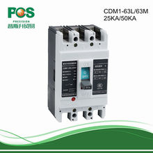 DELIXI CDM1 automatic reset switch/MCCB