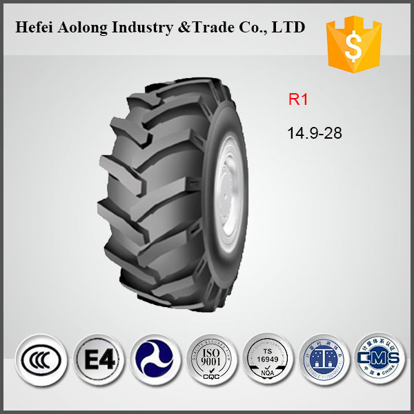 Best quality R1 tread new agricultural 14.9-28 tractor tires for sale