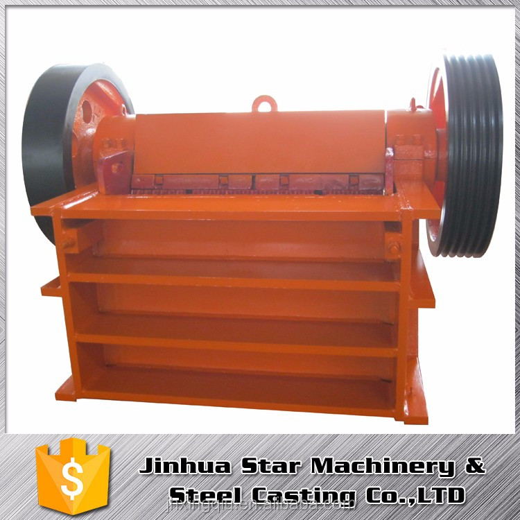 Stone pit Low operating costs ballast crusher