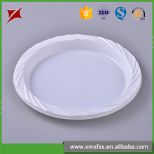 Hot sale disposable food blister PP plastic take away plate