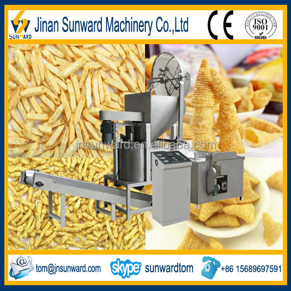 Automatic Snack Food Fryer Made In China