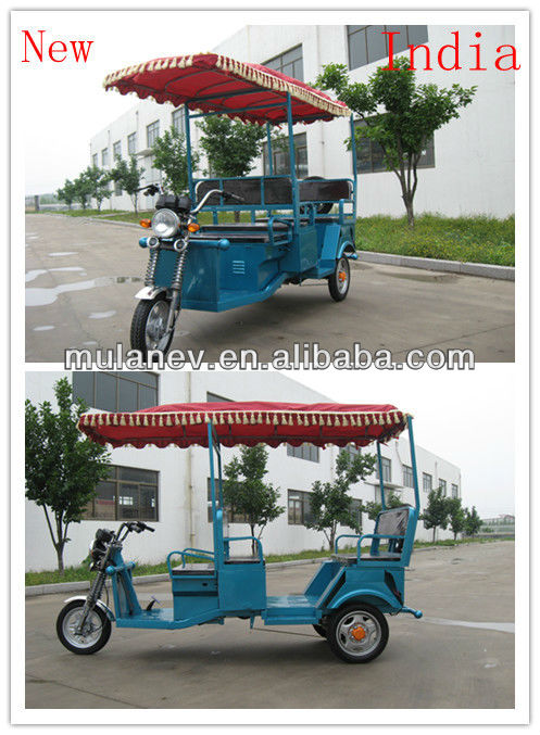 motor electric e rickshaw Sales India Business