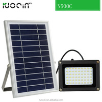 best quality rechargeable emergency light solar floodlight for outdoor