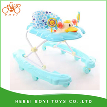 Pop Baby Walker Toddler Walking Learn Aid Rocking Seat Feeding Playing Plate Toy
