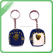 2017 Cheap items factory price soft PVC keyring /rubber keychain for promotion
