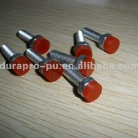 Screw Coated With Polyurethane Pu Coated