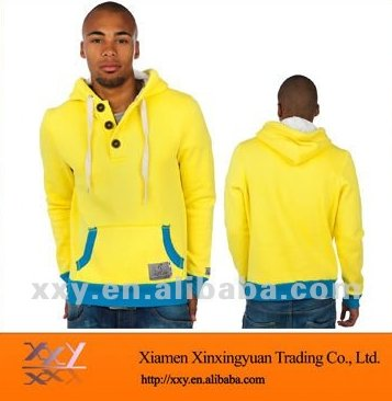 Top Quality Fashion Man Hoodies Wholesale Urban Clothing China