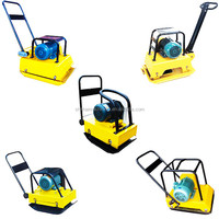 Factory direct sale top quality asphalt using vibrating plate compactor with honda engine
