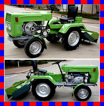 2015 new style 12HP, 13HP, 15HP four wheel hand tractor