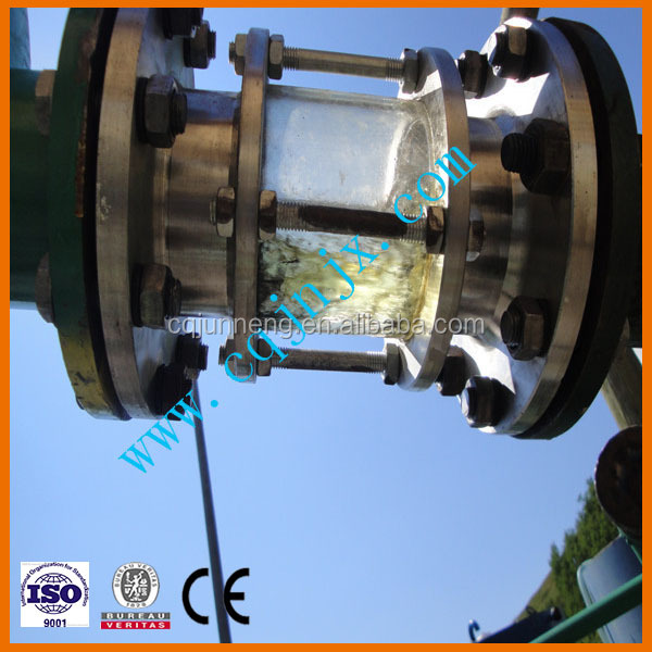 waste oil to Diesel catalyst distillation machine