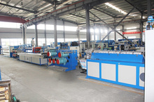 HDPE monofilament extruder machine /rope making machine