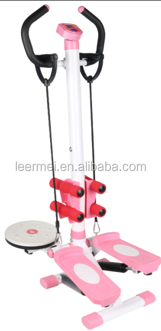 new Mini stepper/twist stepper/body stepper with dumbbell