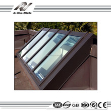 aluminum skylight extrusions profile system