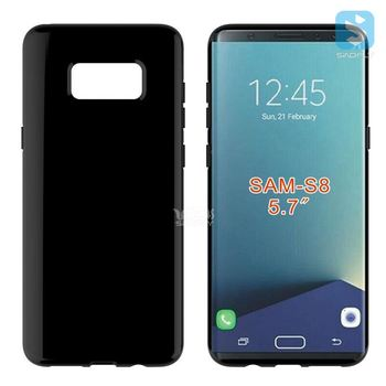 2018 new Clear TPU Cover Case for SAMSUNG Galaxy S8