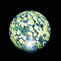Free Sample Christmas Led Glass Ball