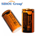 Sidiou Group 6000mAh 1.2V Cd Rechargeable Lithium ion Battery No. D Or No.1 Ni-MH Universal Battery