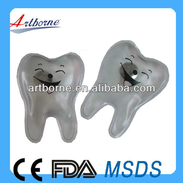 Tooth style for hospital and dental hospital