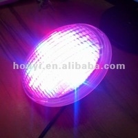 pool light hot sale par56 35w LED wall-hung type underwater light with ABS shell for swimming pool