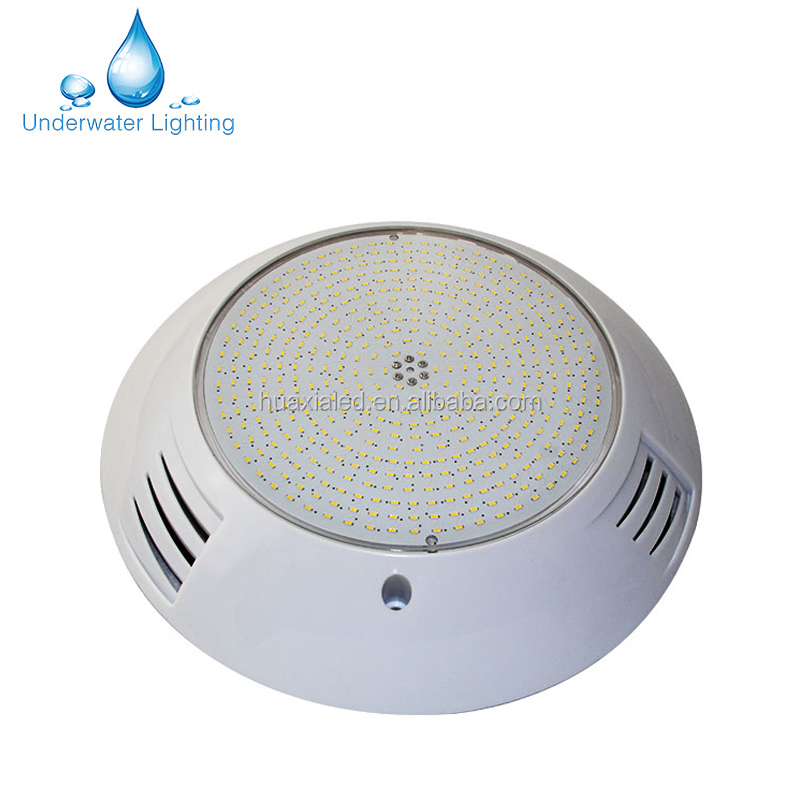 Resin filled12V IP68 underwater light 35W RGB Wifi lighting wireless control led swimming pool light