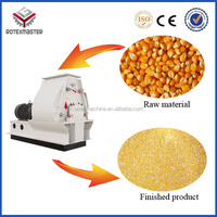 China Supplier 22KW Chicken/Pig/Sheep / Cattle Food Hammer Mill with CE Certificate