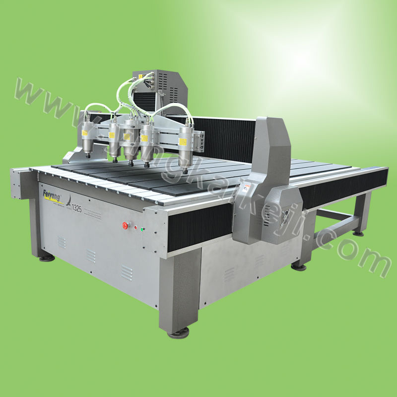 2013 China Hot-sale High Quality New Type! Electric 3D Wood Engraver FY1325-5