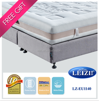 Foshan mattress manufacturer 10.5 inches pocket spring Germany mattress