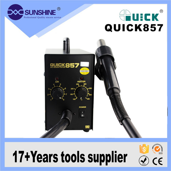 Factory Price Quick 857 Portable Mobile Phone Bga Rework Station
