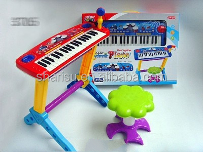 37 key educational children toy musical instrument gaming keyboard