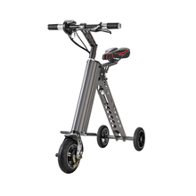 Freego cheap electric Adult Tricycle bike for sale