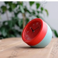 mini alarm clock for promotion,Vibrating Alarm Clock with Bed Shaker,CE Travel Alarm Clock