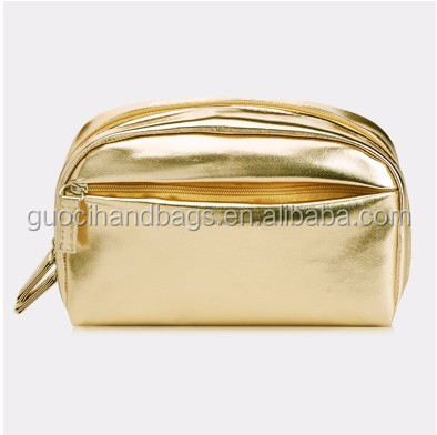 Wholesale Zipperd Customized PVC Travel Cosmetic Bag