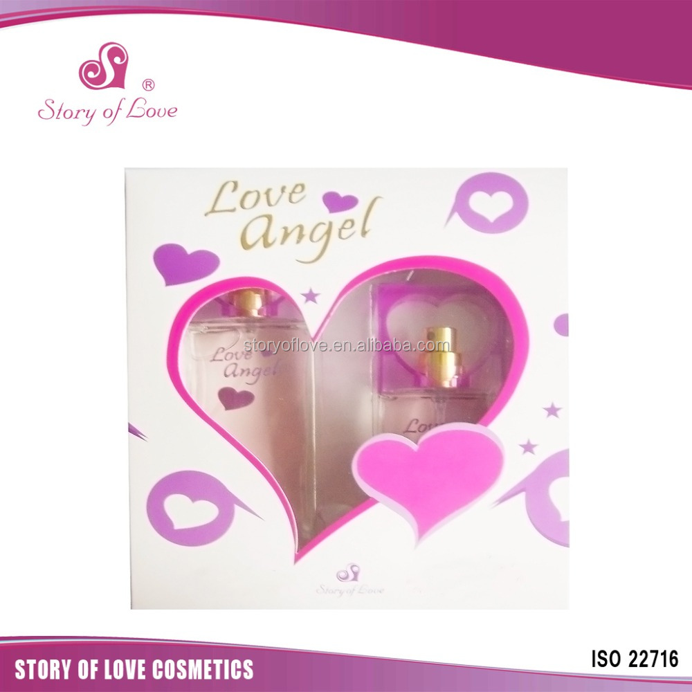 Love angel gift set perfume