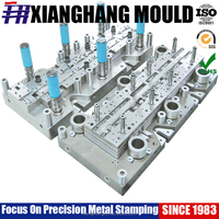 Progressive sheet metal die maker in China with 33 years experience