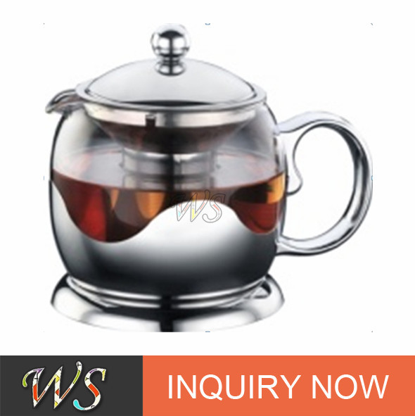 WS-RP233 free sample Stainless steel Tea pot