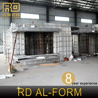 RD low price aluminum roof usa