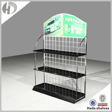 Factory supplier car accessories display rack with best price