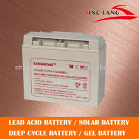 Deep Cycle Battery 12v 20AH, high quality, long life span, professional manufacturer