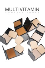 Menow Cosmetics F603 High Quality Compact Powder For Face Makeup