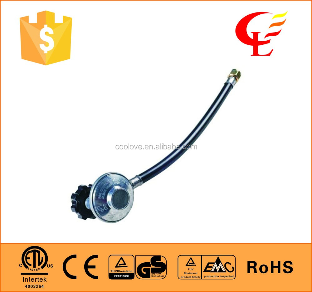 low pressure lpg gas grill cylinder automatic pressure regulator