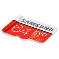 SAMSUNG Memory Card 32GB 64GB 128GB 256GB 16GB SDHC SDXC Grade EVO+ Class 10 C10 UHS TF orange Cards Trans Flash micro TF SD New