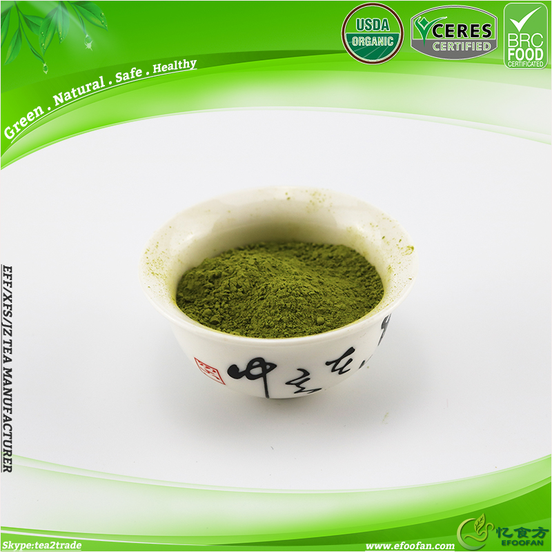 Private Label Available 100% USDA Organic Green <strong>Tea</strong>