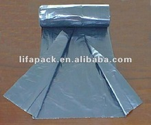 Recyclable Hdpe Plastic Drawstring Bag For Garbage,Clothes,Second Hand Goods