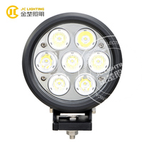 6 inch 70w 12v dc led work light for utv/atv/crane/forklift/jeep/tractor/japanese used car, led lights cree cover available