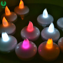 Colour Changing Floating LED Tealights
