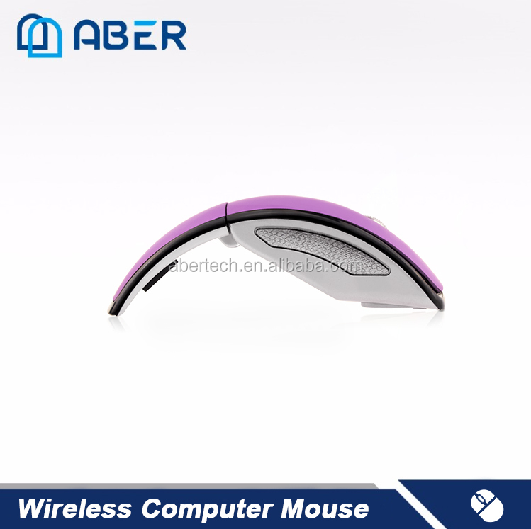 Brand New High Quality Computer Folding USB Mouse with Custom Logo
