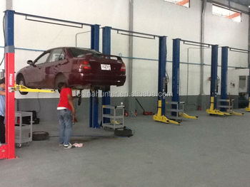 Help Panama customer with Full set auto workshop solutions